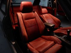 Cardinal Red interior, considered by many to be the best BMW interior color ever! 1988 BMW E30 M3. For Sale. Call for pricing.