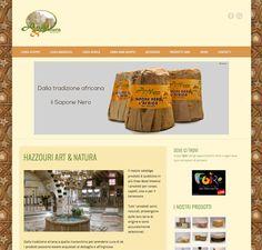 Realizzazione del #sito  www.hazzouri-natura.com Sito dedicato al produttore Hazzouri Art & Natura, realtà specializzata nella produzione artigianale di sapone di Aleppo e di altri prodotti per il benessere. Il sito propone i prodotti disponibili all'acquisto al dettaglio e all'ingrosso con tutte le specifiche di ciascuno. By D-ire.com