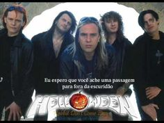 Helloween - I don't wanna cry no more (legendado)