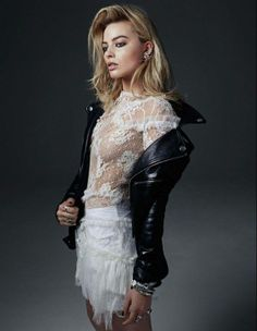 Margot Elise Robbie for W magazine. #girlcrush
