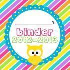 Binder Decor
