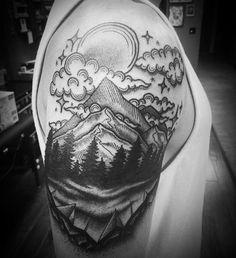 Tattoo by Luke Holland