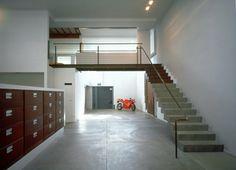 Reactor Films  Santa Monica, United States  A project by: Brooks + Scarpa (formerly Pugh + Scarpa) Architects