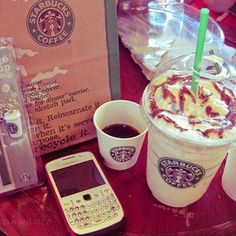 Starbucks girly