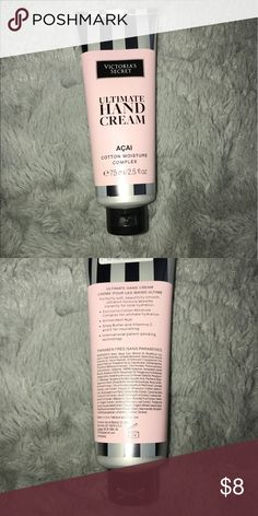 Victoria's Secret ultimate cream aćai hand lotion Brand new never been used Victoria's Secret Other