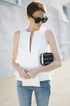structured white