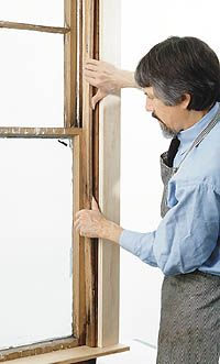 Sash Window Secrets  We share insider tips on unsticking and reglazing double-hung windows.