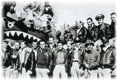 Flying Tigers personnel