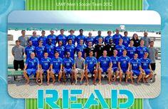UWF Men's Soccer 2012