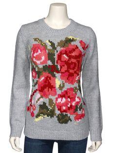 Joie Women's 'Wilona' Intarsia Sweater