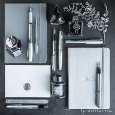 Goulet Pens Blog: Thursday Things: Silver Bells