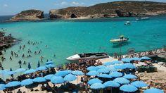 Comino's Blue Lagoon