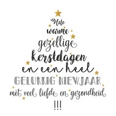 Christmas card Woordboom hip and trendy white – Christmas cards caligraphychristmas … - Weihnachten Best Merry Christmas Wishes, Merry Christmas Quotes, Christmas Time, Christmas Cards, White Christmas, Quotes About New Year, Year Quotes, Joelle, Wishes Messages