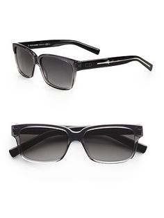 Dior Homme - Black Tie Sunglasses