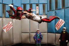Vegas Indoor Skydiving (The Ultimate Las Vegas Bucket List).