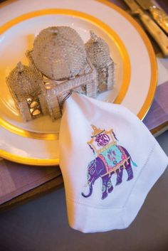 Kimberly Schlegel Whitman tips for entertaining monograms for the home Jan Showers interior decor tablescapes parties around punch bowl Showers Interior, Indian Party Themes, Table Place Settings, Monogrammed Napkins, Table Top Design, Chinoiserie Chic, Table Accessories, Tablescapes, A Table