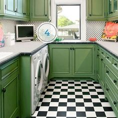 We have all the information you need to remodel your laundry room! Make your washing area more functional and energy efficient with tips from This Old House.