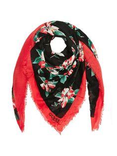 EUR35.00$  Buy here - http://vivbc.justgood.pw/vig/item.php?t=ono11eo24561 - ISABEAU FLORAL PRINT KEFIAH