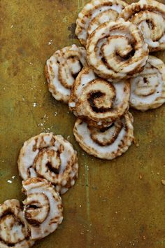 Cinnamon Roll Cookies ? mmmm!