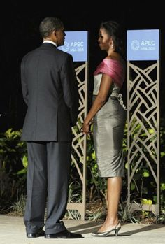 Star Advertiser: President Barack Obama and first lady Michelle Obama welcomed the leaders and representatives from 20 other Asia-Pacific Economic Cooperation nations with a luau, hula and a Hawaii...