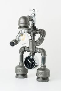 Welcome to a pleasant online shopping - PIPE STORY- one trillion people Pipe Industrial style Pipe Lamp!