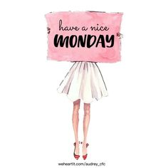 Monday  by Audrey
