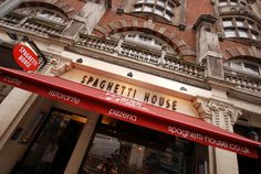 Spaghetti House    77 Knightsbridge, London SW1X 7RB
