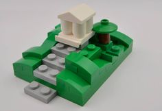 The Temple Of Pegrum (Microscale) Source: MinifigNick on Facebook.