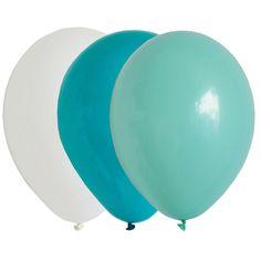 Ombre Aqua Balloons