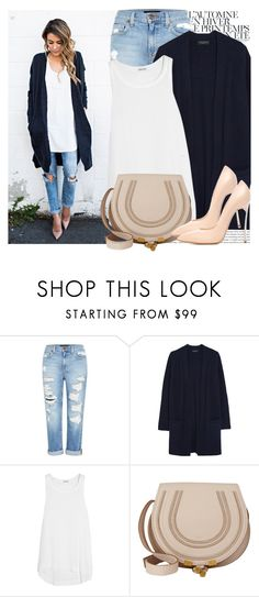 """2044. Blogger Style: Hello Fashion"" by chocolatepumma ❤ liked on Polyvore featuring Oris, Été Swim, Genetic Denim, rag & bone, Splendid, Chloé, Casadei, denim, BloggerStyle and CasualChic"