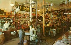 OLD GENERAL STORE on Pinterest | General Store, Old General Stores ...