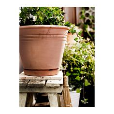 FOTBLAD Plant pot with saucer IKEA