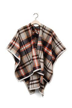 Oxbow Wool Wrap Scarf
