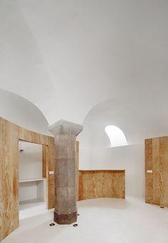 Apartment Tibbaut barcelona spain - raul sanchez architects