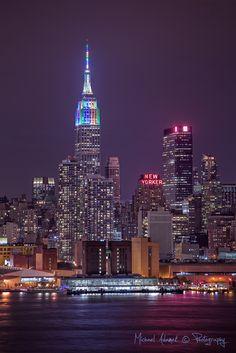 Vivir en New York, una de mis metas a mediano plazo