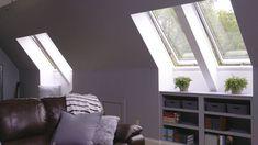 Using VELUX skylights to make bonus rooms brighter