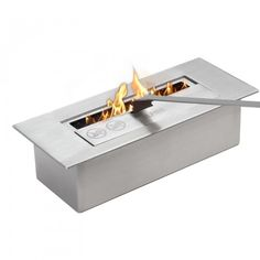Wolfire Double Layer 1.5L 430 Stainless Steel Burner   LeveL8Plaza.com https://www.level8plaza.com/home-improvement/bio-ethanol-fireplaces?product_id=449
