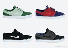 Nike Zoom Stefan Janoski '13 Fall  More: http://checkmyshoes.blogspot.hu/2013/02/nike-zoom-stefan-janoski-13-osz.html