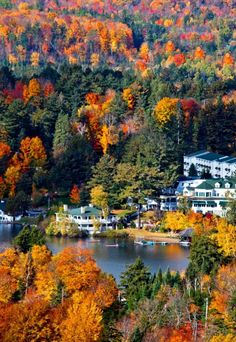Lake Placid, NY. I have spent parts of several summers in this area when young, but it has been decades and I want to go back again.