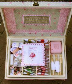 Sewing box inspiration
