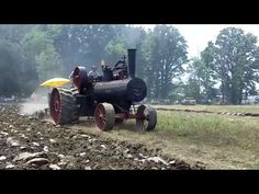 Michigan Steam Engine and Threshers Club  https://www.youtube.com/user/oldfarmtractor/videos