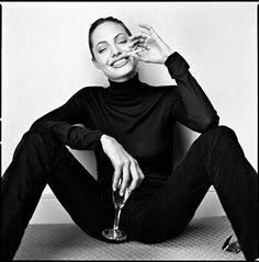 Patrick Demarchelier · Angelina Jolie · 1999Verfügbarkeit anfragen  Check availability