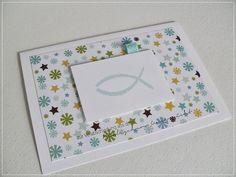A few cards ....., tolle Konfirmationskarte