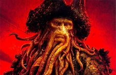 hybrid octopus/man