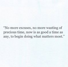 Love this! Hate wasting time.