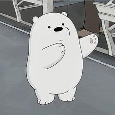 """158 Likes, 1 Comments - Sarah Santosa (@hellosarahsantosa) on Instagram: """"Ice bear want a hug so am i"""""""