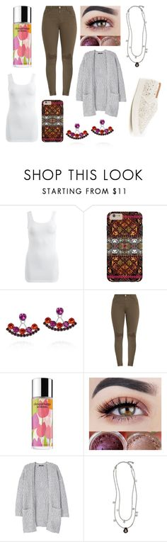 """""""Norah from NICK AND NORAH'S INFINITE PLAYLIST"""" by hailey-smith-13 ❤ liked on Polyvore featuring Object Collectors Item, Joomi Lim, Clinique, MANGO, Uno de 50 and Antonio Melani"""