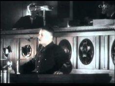 Тухачевский предупреждает о войне с Германией Tukhachevsky  Clip of the Marshal's speech with a translation.