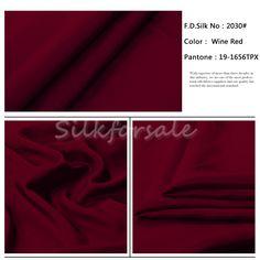 http://www.silkfabricwholesale.com/8mm-silk-habotai-fabric-wine-red.html     F.D. silk most professional 8mm silk habotai fabric-wine red supplier.