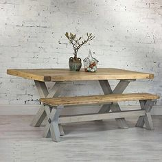 Can't quite believe we are saying this but soon enough 'last orders' for orders on bespokely made items (such as our range of beautiful reclaimed timber dining tables) will soon be upon us.  Drop us a line or give us a ring if you are wanting delivery in